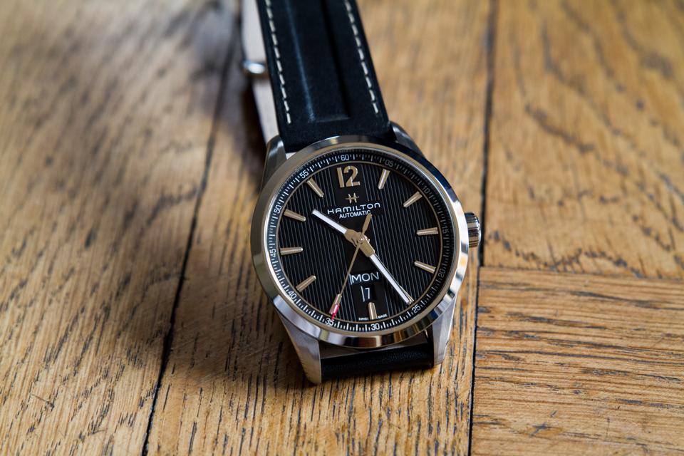 hamilton broadway montre