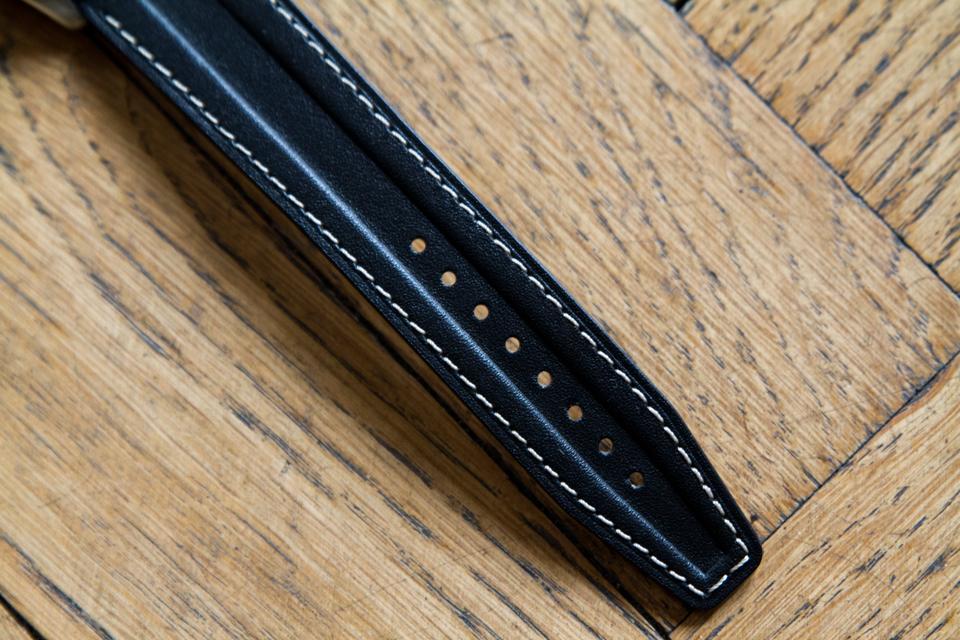 hamilton leather strap