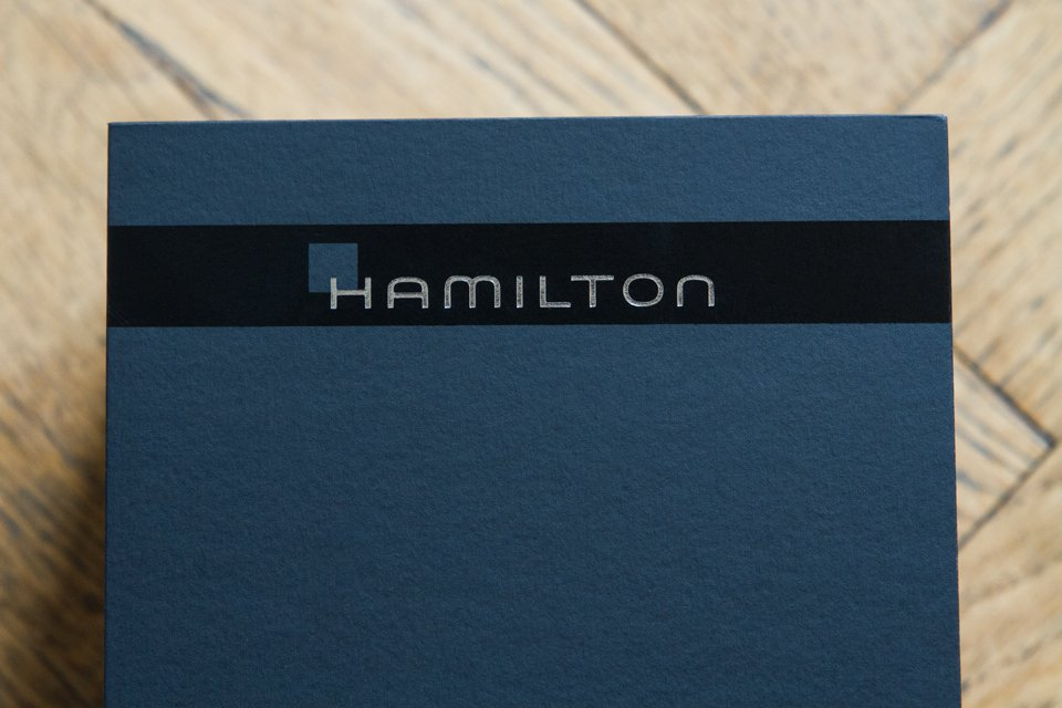 hamilton marque montres