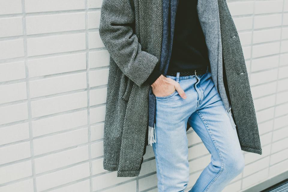 jeans tight cheap monday bleu