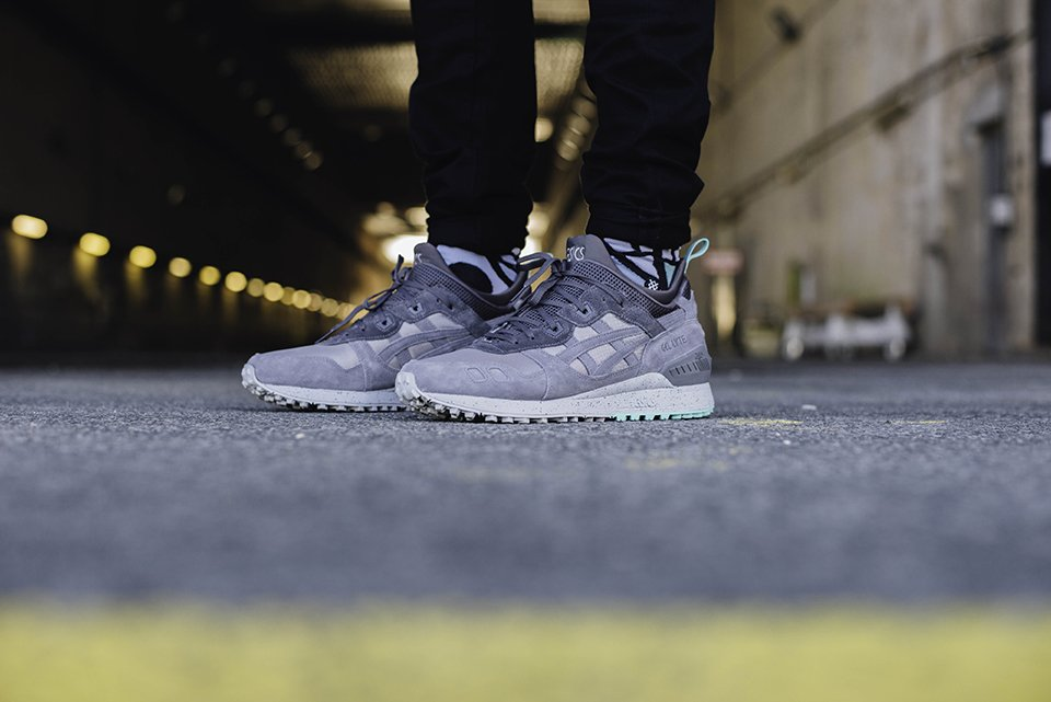 Look Dark Detail Chaussures