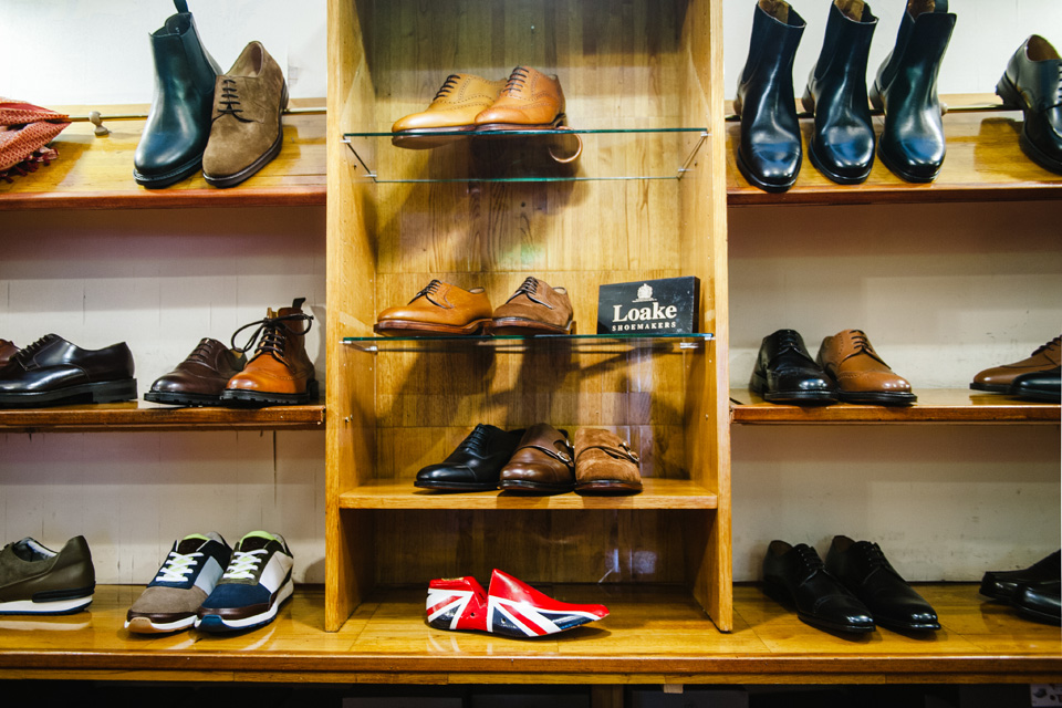 marque british shoes chaussures