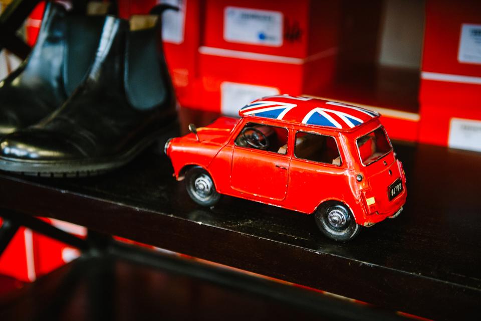 mini cooper voiture anglaise