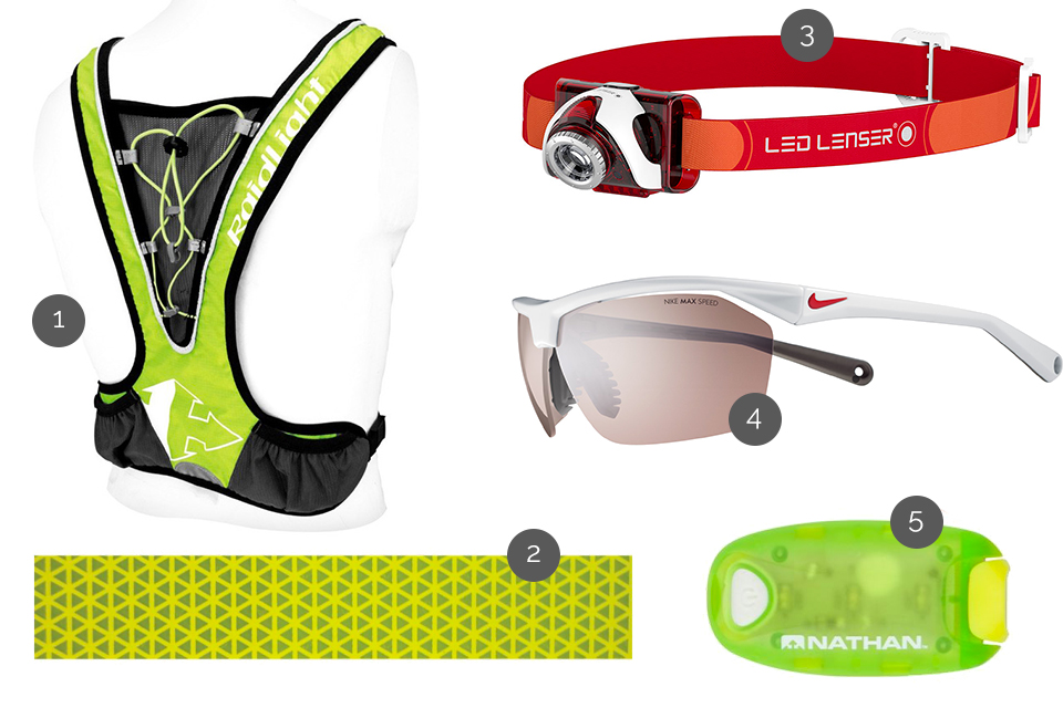 Montage Running Hiver Accessoires