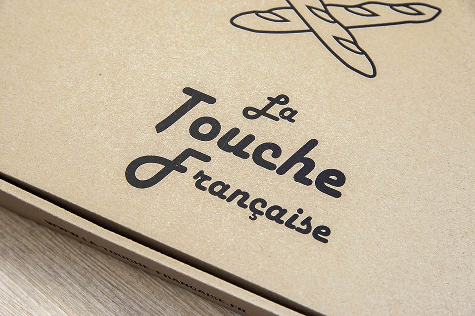 Logo La Touche Française