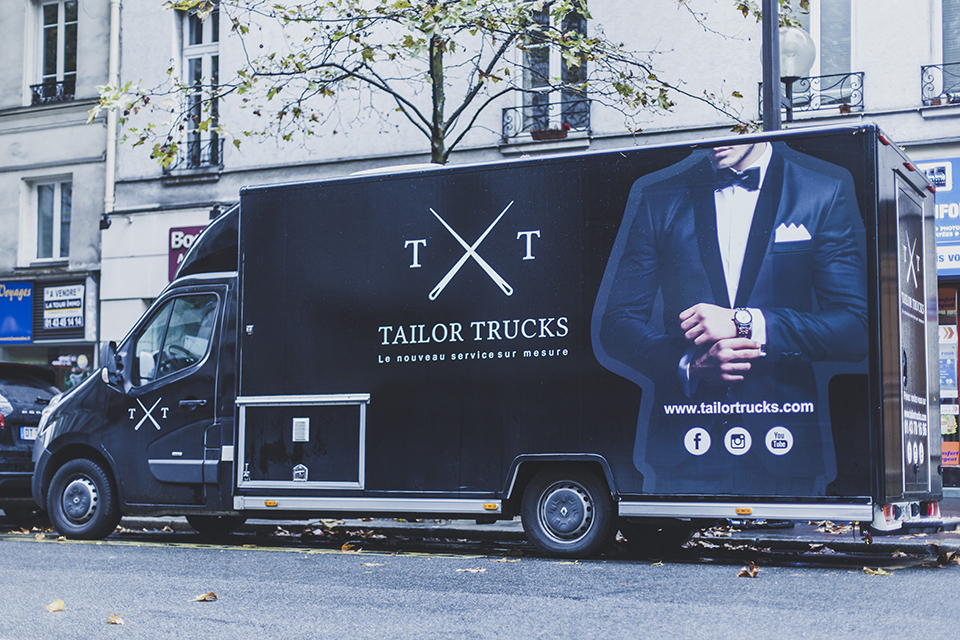 Tailor Trucks Camion Gare