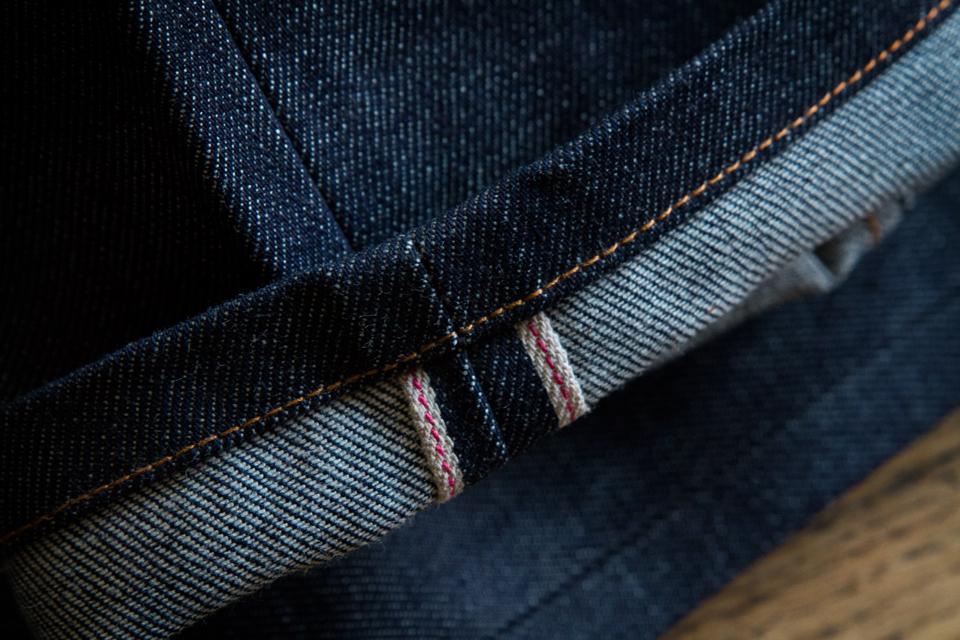 Jeans APC Selvedge Tissu