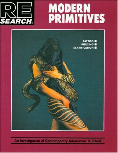 Livre Modern Primitives