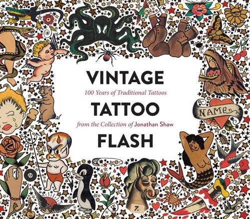 Livre Vintage Tattoo Flash