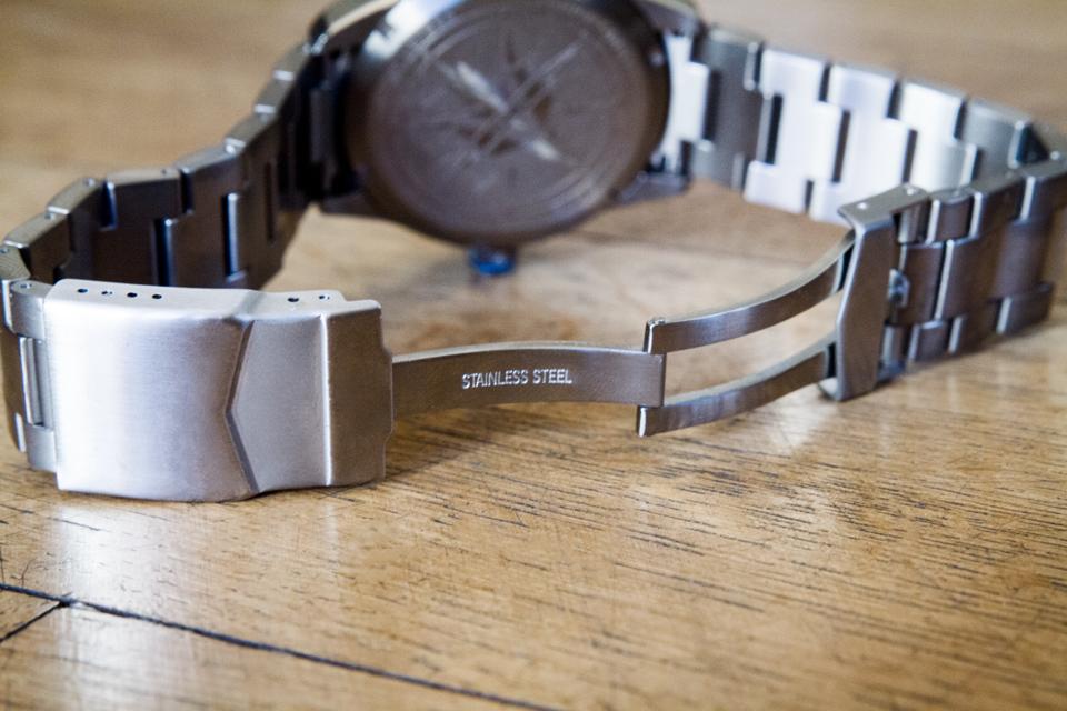 akrone bracelet acier inoxydable