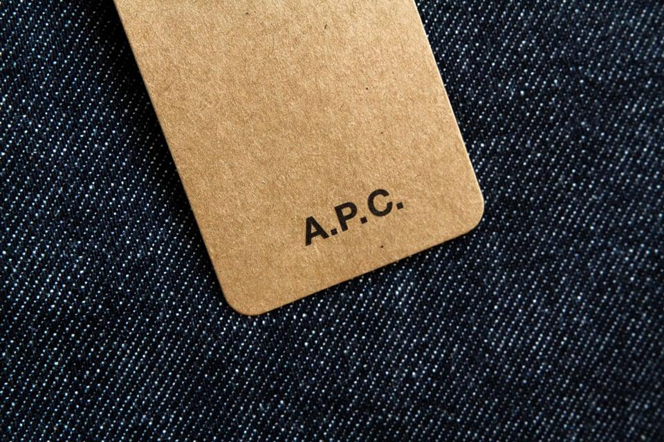 APC jeans petit standard