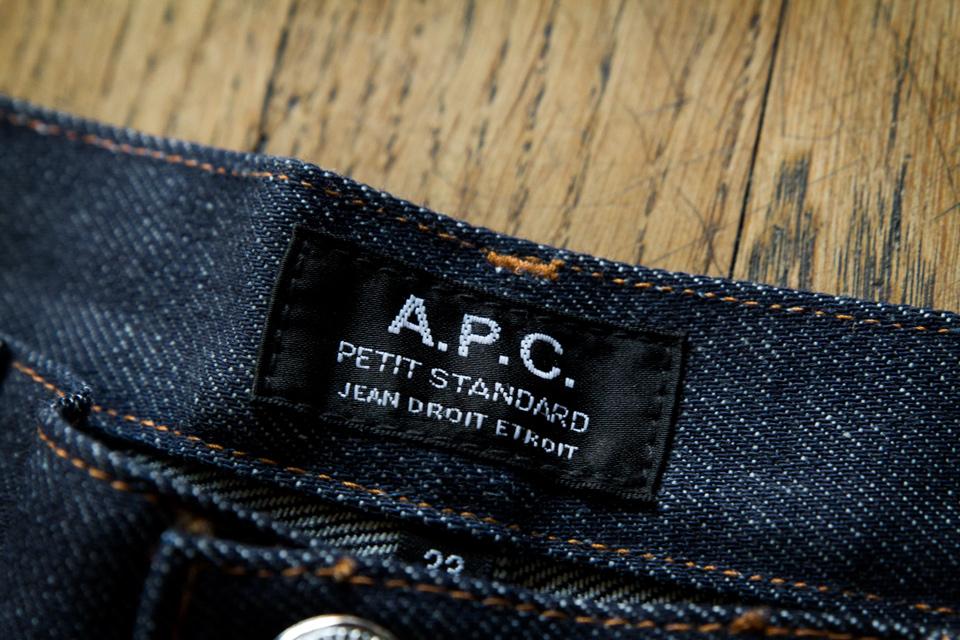 APC marque jeans française