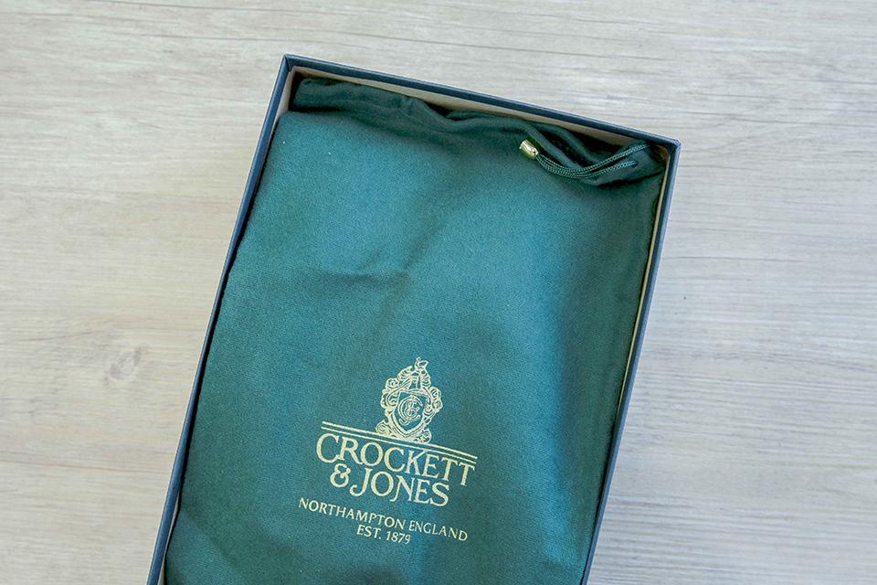 Double boucle Crockett & Jones Pochettes