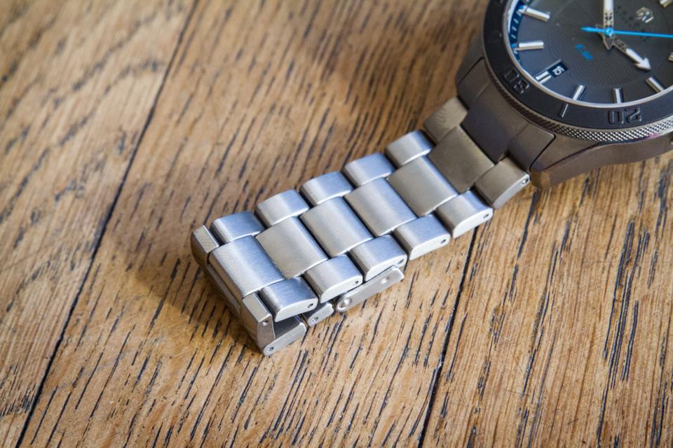 bracelet mailles monte akrone