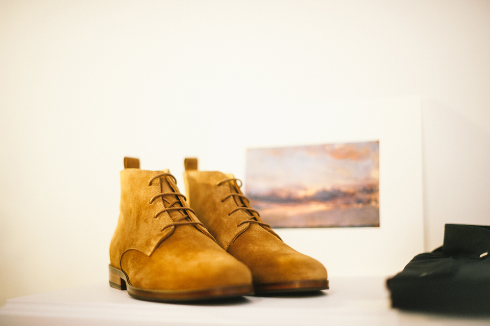 chukka boot cuir octobre editions