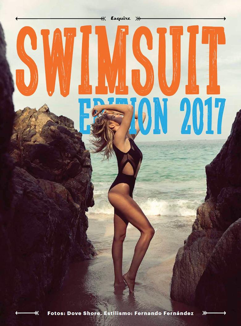 esquire mexico swimsuit edition 2016