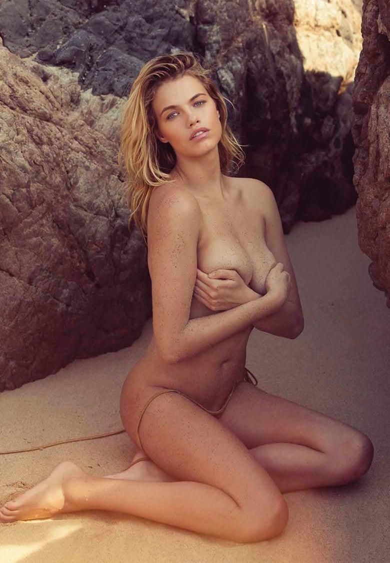 hailey clauson model nude