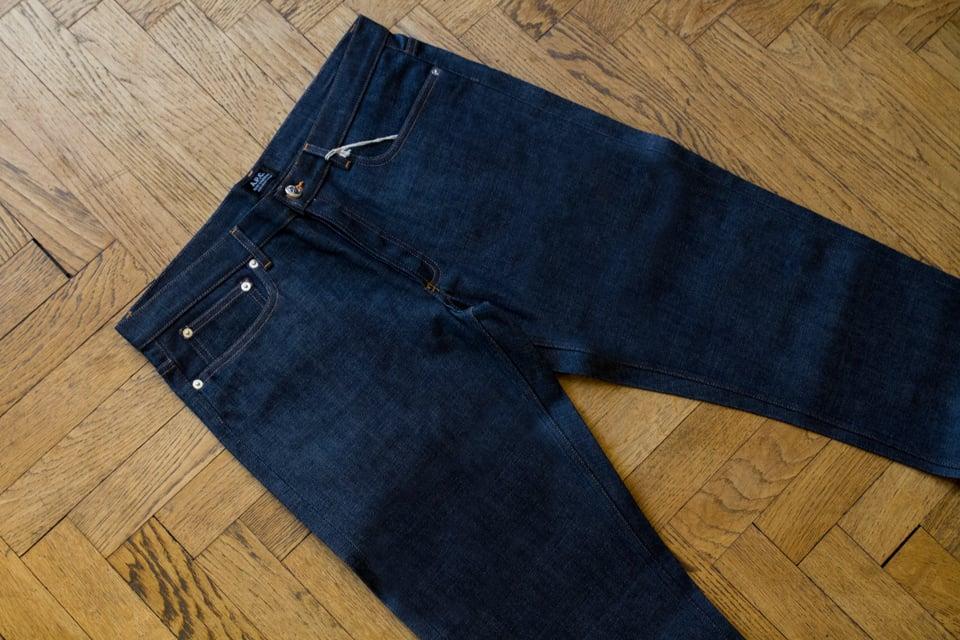 jeans apc avis