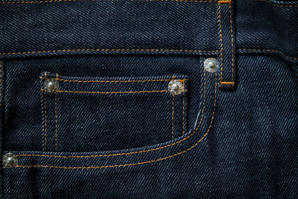 Jeans APC coin pocket petit standard