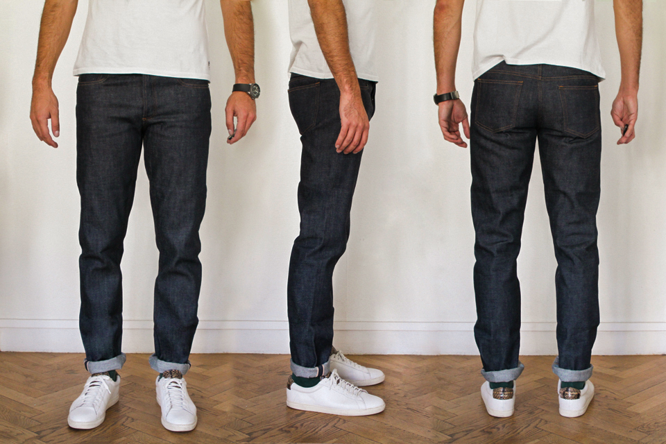 Jeans APC Petit Standard Test Avis