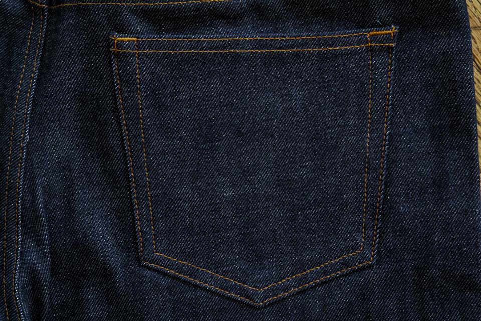 Jeans APC poche arrière