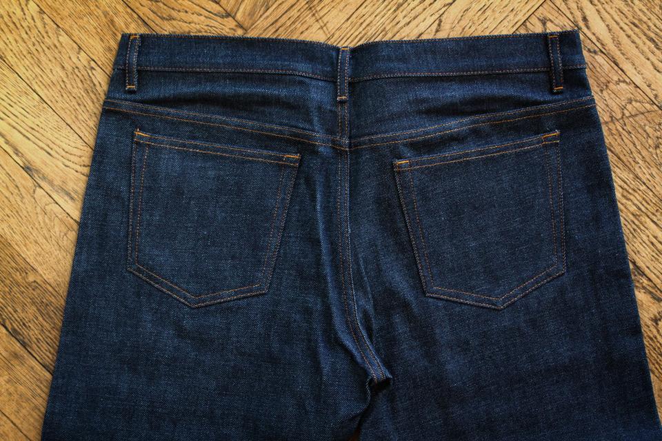 Jeans APC Poches