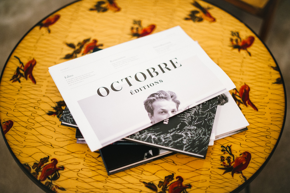 journal octobre editions