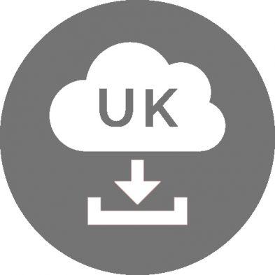 logo telechargement uk