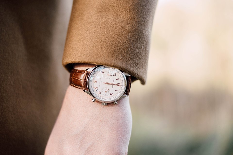 Look Chic Montre Detail