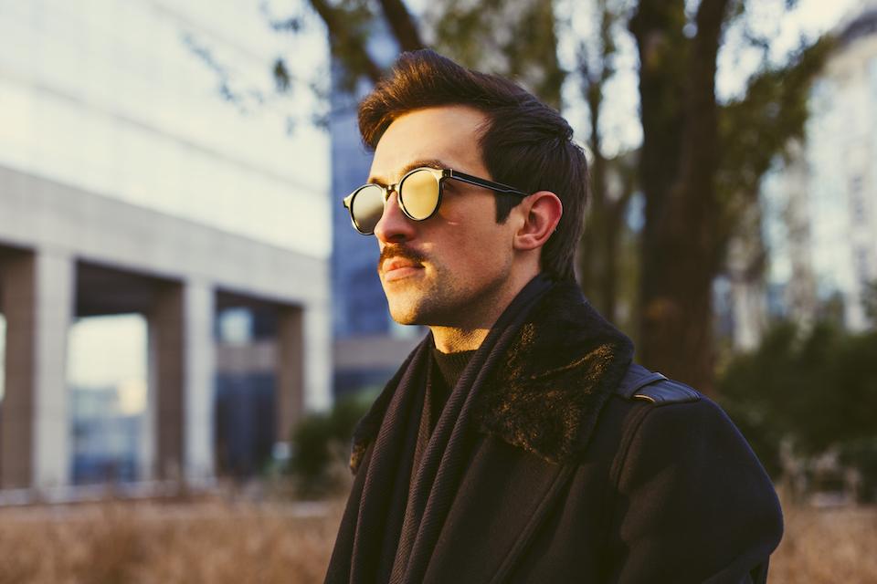 lunettes soleil super retrosuperfuture noire