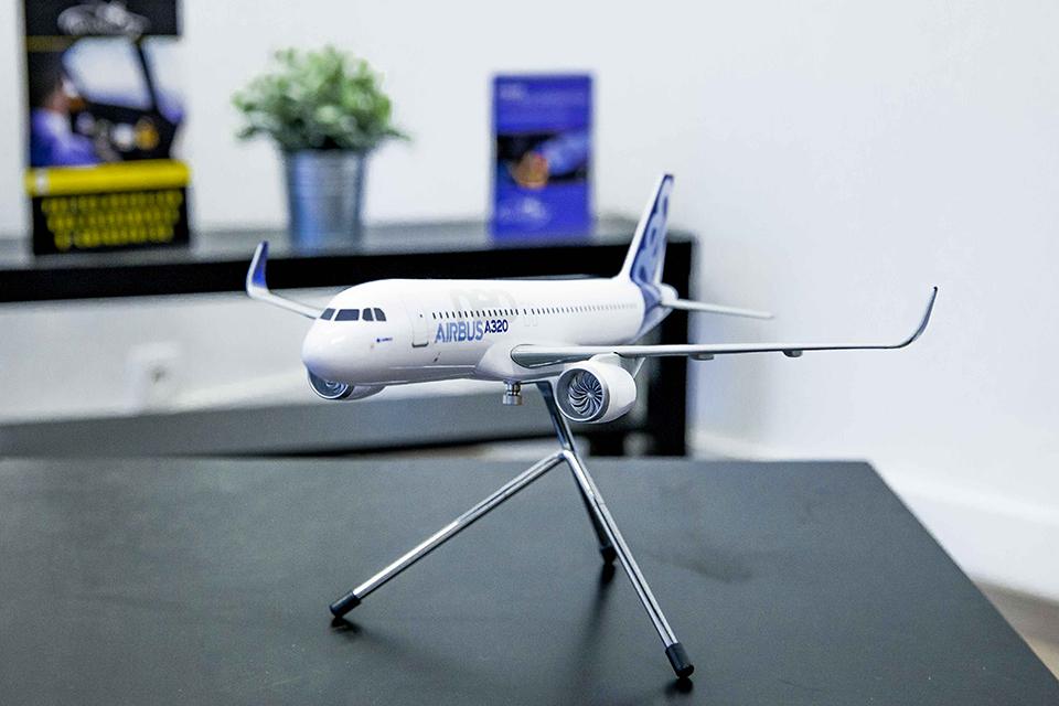 Maquette A320 neo