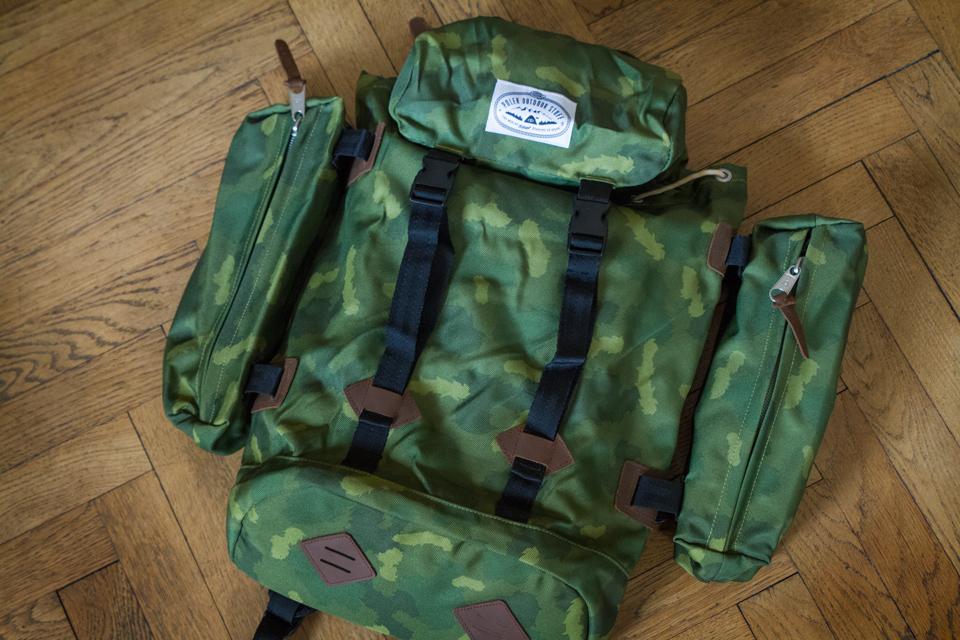 poler classic rucksack test avis