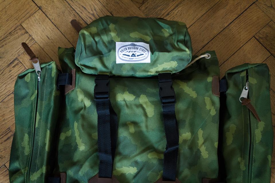 poler sac classic rucksack