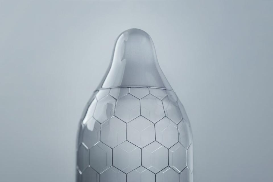 preservatif ultra resistant lelo hex