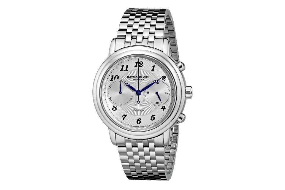 raymond weill maestro chronographe