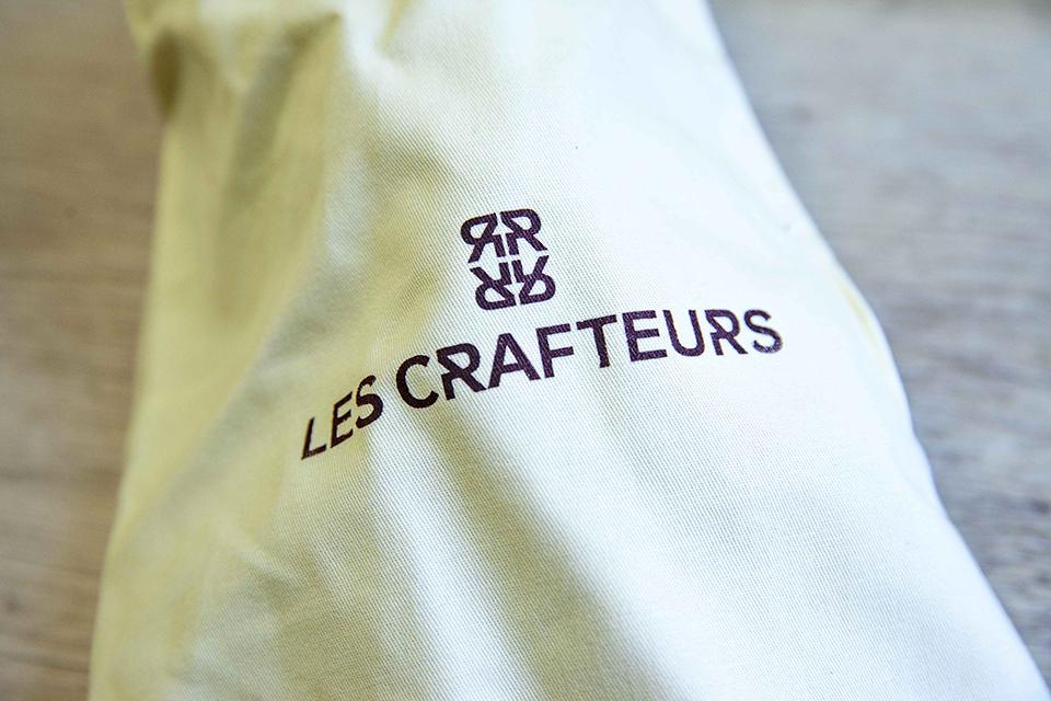 Richelieu Crafteurs pochette