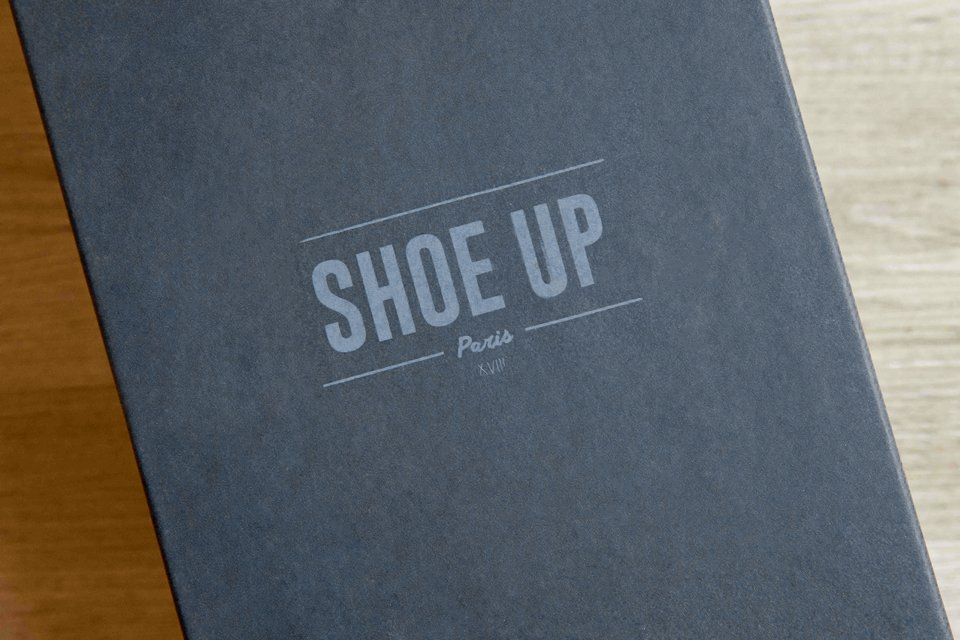 Boite Logo Shoe up