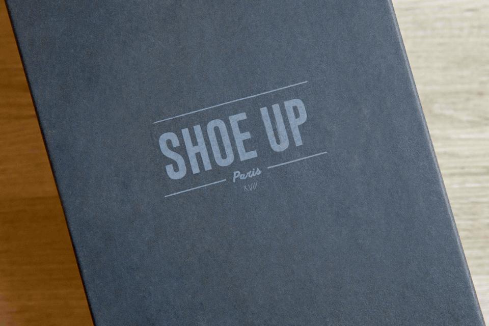 Boite Logo Shoe up