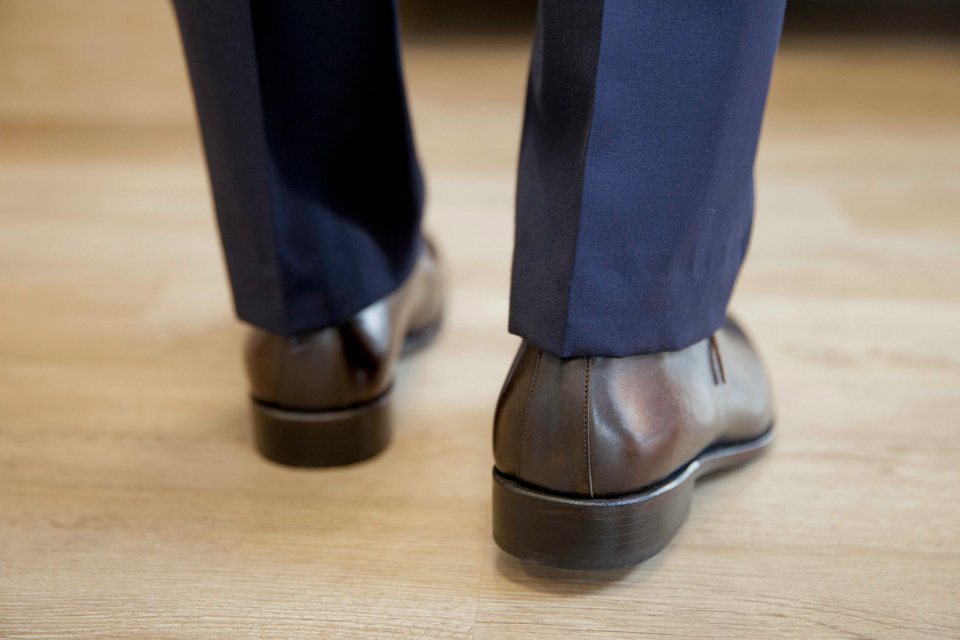 Richelieu Shoe up Marche