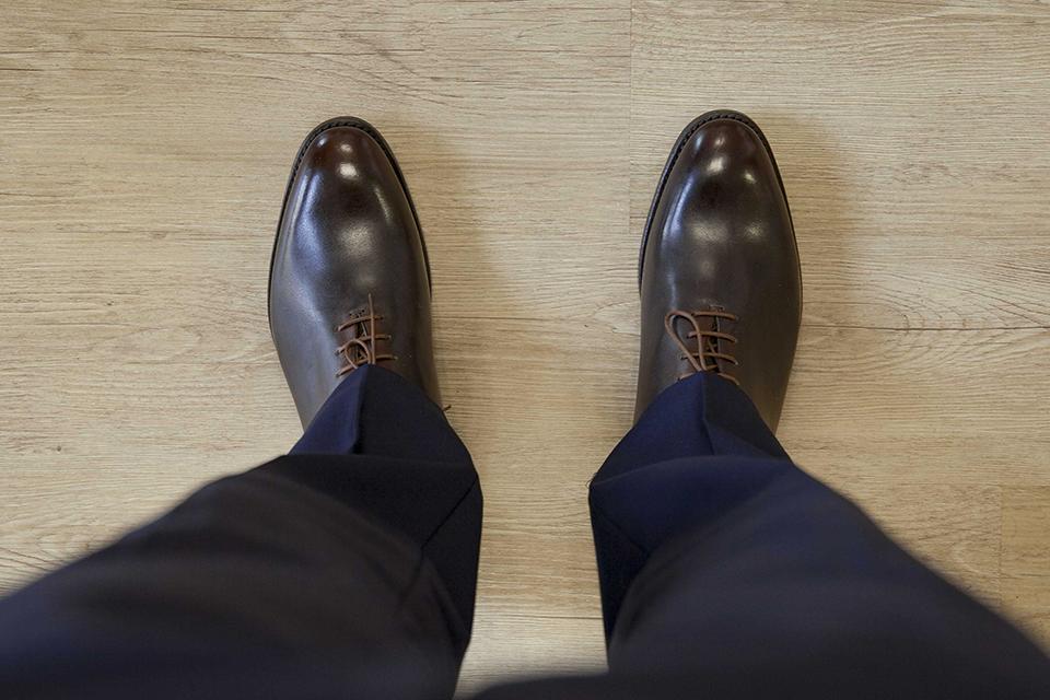 Richelieu Shoe up Avis