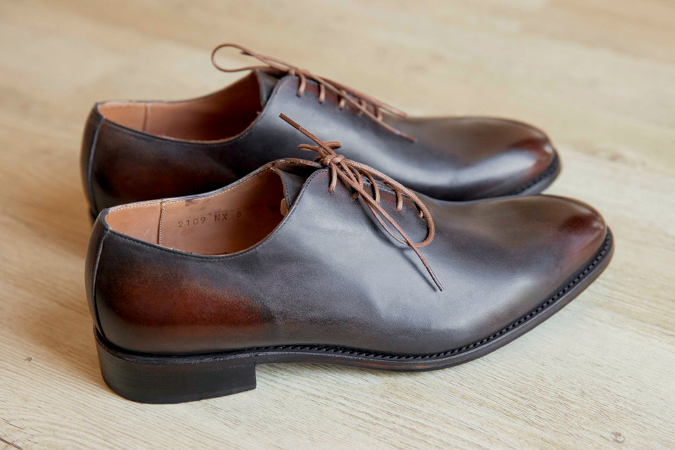 Richelieu Shoe up
