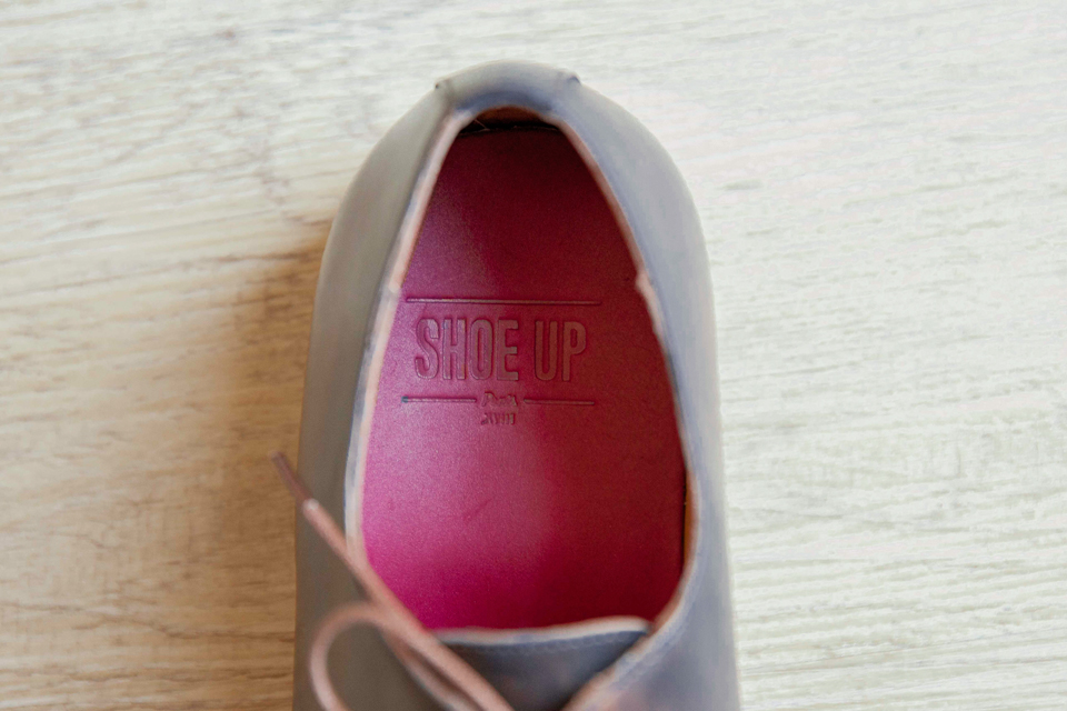 Interieur chaussures Shoe up