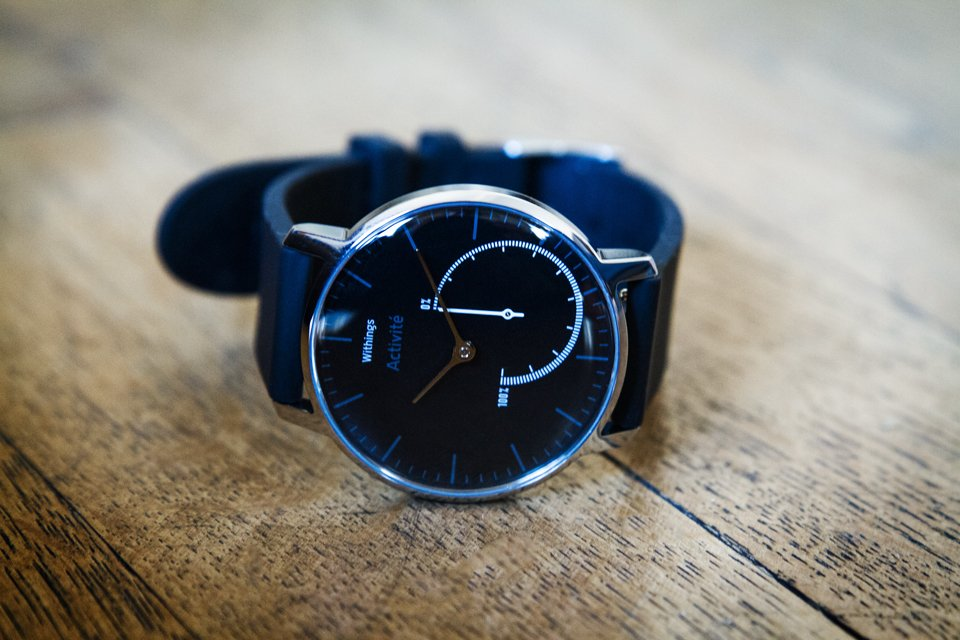 withings activite steel montre