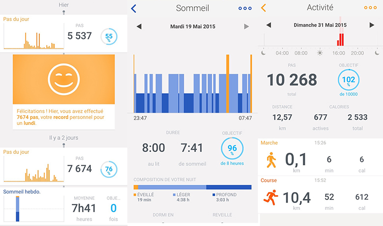 withings activite trackeur