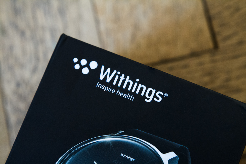 withings marque connectee