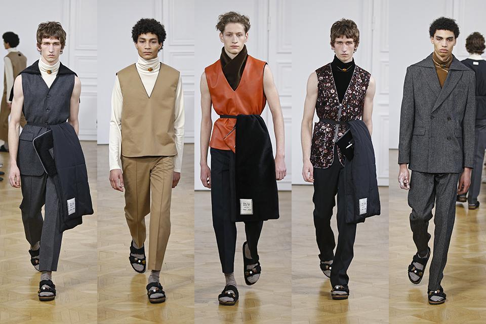 22 4 hommes paris fashion week fall winter 17 18