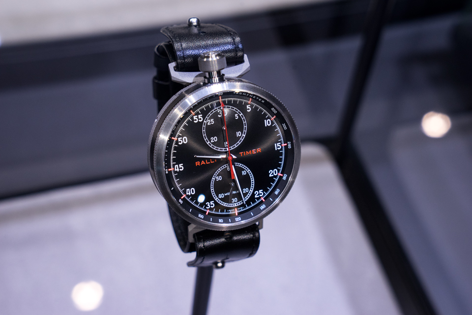 timewalker chronograph rally timer