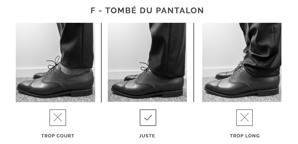 Tombe Du Pantalon