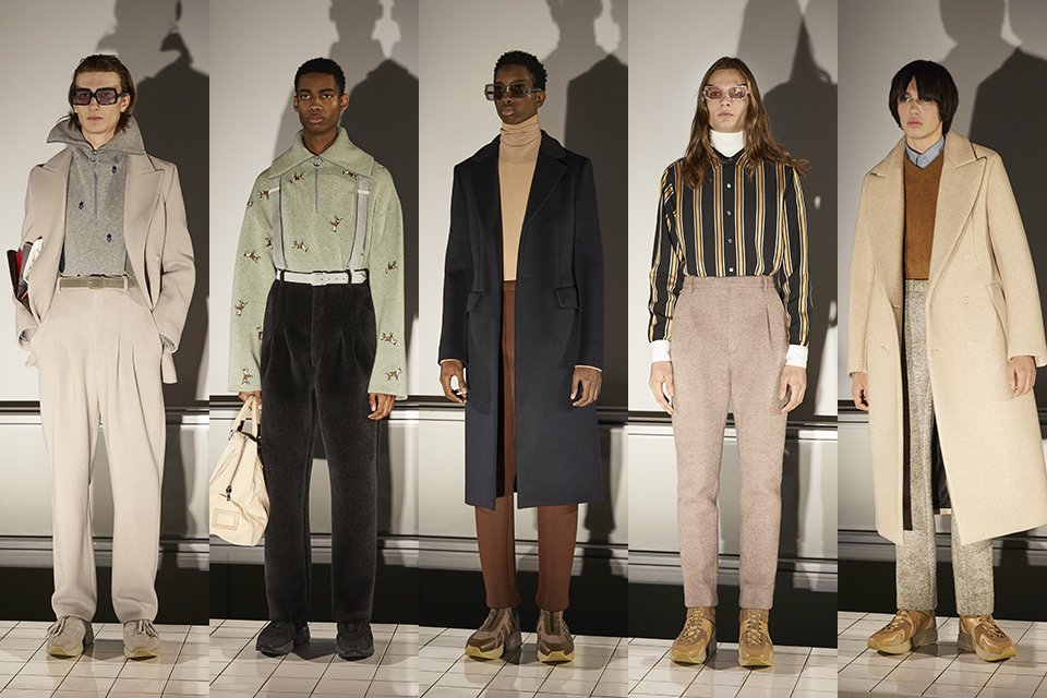 acne studios paris fashion week fall winter 17 18