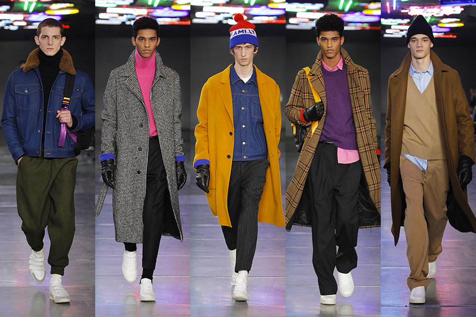 ami paris fashion week fall winter 17 18